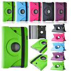360 Rotating PU Leather Case Cover For ASUS MeMO Pad HD 7 ME173X ME173