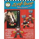 The Neigh Station Activity Centre, Horse/Pony Stable Boredom Toy, Earl/Charlie