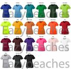 NEW Ladies SPORT TEK Dri-Fit Yoga Workout Running T-SHIRT S-2XL 3XL 4XL LST350