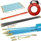 CABLE ACCESS KIT KITS ELECTRICIANS PUSH PULL PULLER ROD RODS WIRE WIRES NEW