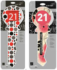 21st BIRTHDAY PARTY SIGNATURE KEY LARGE GUEST BOOK - DECORATIONS GIFT SUPPLIES