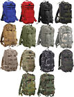 Military Style Level III Medium Transport Molle Assault Pack Bag Backpack