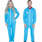 JUMPSUIT HOODED ALL IN ONE HOODIE ONESIE I LOVE BED for sale  United Kingdom