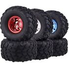 SET RC 1/10 Monster Truck Bigfoot 12mm Wheel Rim Tyre,Tires Fit TRAXXAS HSP HPI
