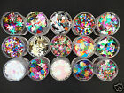 MULTI CHOICE - SEQUINS CONFETTI CRAFT EMBELLISHMENT SEWING WEDDING TABLE PARTY