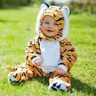 Boys Girls Toddler Baby Tiger Fancy Dress Up Costume Outfit