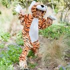 Boys Children's Tiger Jungle Animal Fancy Dress up Costume Outfit 1 to 8 Years