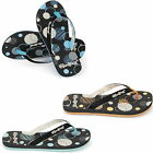 URBAN BEACH ROUNDED LADIES FLIP FLOPS 3,4,5,6,7,8 womens  beach sandals