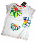 Next Tshirt Top - Flower - 3mths up to 5yrs - BNWT - 100% Cotton  - Great Price