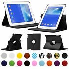 """CASE FOR SAMSUNG GALAXY TAB 3 7.0"""" LITE (T110/T111) 360 PU LEATHER COVER STAND"""