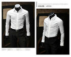 autumn mens shirts long sleeve shirts fashion casual male mens clothing new