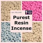 RUSSIAN CHURCH INCENSE RESIN 25g MYRRH LAVENDER ROSE ANGEL PACK CLEANSE NEGATIVE