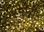 Eyelet & rings medium pp 22 or 5/16 or 8mm solid brass