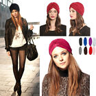 Indian Style Fashion Headwrap Turban Hat Cap Cloche Headband Chemo Hair Cover