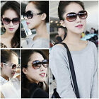 New Women's Retro Vintage Shades Eyewear Fashion Designer  Oversized Sunglasses
