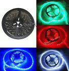 5M 16.4ft 1210 300 SMD LED Car Truck Waterproof Flexible Strip Light Universal