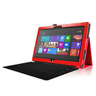 """Slim Case Cover for Microsoft Surface RT &Suface 2 Windows 10.6"""" Keyboard Holder"""