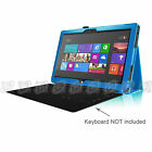 "Slim Case Cover for Microsoft Surface RT &Suface 2 Windows 10.6"" Keyboard Holder"
