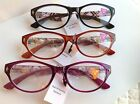 New Designed Temple Fashion Reading Glasses with Spring Temples + FREE GIFT!