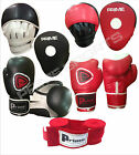 Gants De Boxe 10 Ml Focus Pads Main Bandage Sport Bandages Combat Punch Rex Cuir