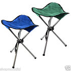 Portable Folding Camping Tripod Stool Outdoor Fishing Hiking Festival Seat Chair
