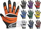 NEW Cutters X40 C-Tack YOUTH Receiver Football Gloves, available in 8 colors!