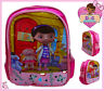 DISNEY JUNIOR DOCTOR DOC MCSTUFFINS NURSE - CHILD PRESCHOOL BACKPACK SCHOOL BAG