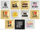Condoms Funny Novelty Printed Packet Joke Hen Party Stag Night Contraception