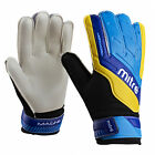 MITRE MAGNETITE GOALKEEPER GLOVES  - BLUE/YELLOW - 5 SIZES AVAILABLE