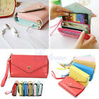 Multifunctional Wallet Envelope Purse Phone Case for iPhone 5 4s Galaxy S2 S3