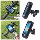Bike Bicycle Waterproof Phone Case Cover Bag Pouch Mount Holder for Note2 iPhone
