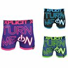 "Xplicit Men's""Turn On""Funny Novelty Boxer Shorts Stag Do Boxers"