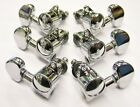Wilkinson Grover style 3-a-side Machine Head (Set of 6)  Chrome or Gold