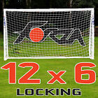 12 x 6 FORZA Football Goal (Locking Model) - The Ultimate Goal *Free Delivery*
