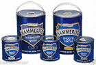 Hammerite Metal Paint Hammered - Smooth Finish 250ml & 750ml- Direct To Rust