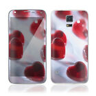 Decal Skin Sticker Cover for Samsung Galaxy S3 S4 S5 (not case) ~ ZZ16