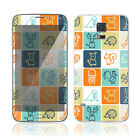 Decal Skin Sticker Cover for Samsung Galaxy S3 S4 S5 (not case) ~ YU4