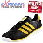 Adidas Originals Mens SL72 Retro Running Trainers Black * AUTHENTIC *