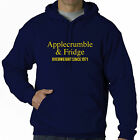 Apple Crumble Polo & Hoodie Funny Parody. Applecrumble . Generic Logo Company
