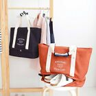 Travel Carrier Suitcase Shopping Large Tote Shoulder Bag with Layer Compartment