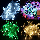 Multi-color 100 LED 10M 32ft String Fairy Lights for Christmas Party Wedding