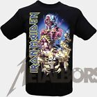 "Iron Maiden "" Somewhere back in Time "" T-Shirt 105438 #"