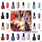 Womens CND Shellac UV Gel Nail Polish, Choose 39 Colours, Top Coat or Base Coat