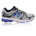 New Balance M580V4 Mens Silver Cushioned Road Running Shoes Trainers D Width New