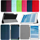 Slim Shell PU Leather Case Stand Cover for ASUS MeMO Pad 8 ME181C 8-Inch Tablet