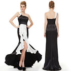 Ever Pretty Classic Black Long Prom Mermaid Evening Cocktail Party Dresses 08216