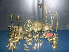 COLLECTABLE BRASS - ANIMALS - HOUSEHOLD & OTHERS - chose from menu below