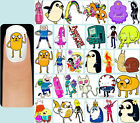 60x ADVENTURE TIME Nail Art Decals + Free Gems Lady Rainicorn Princess Bubblegum