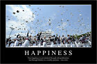 Poster / Leinwandbild Happiness: Inspirational Quote and... - StockTrek Images