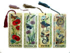 Personalised 3D Bookmarks-Beautiful Gifts-Names M-P - CLEARANCE SALE - 50% OFF!